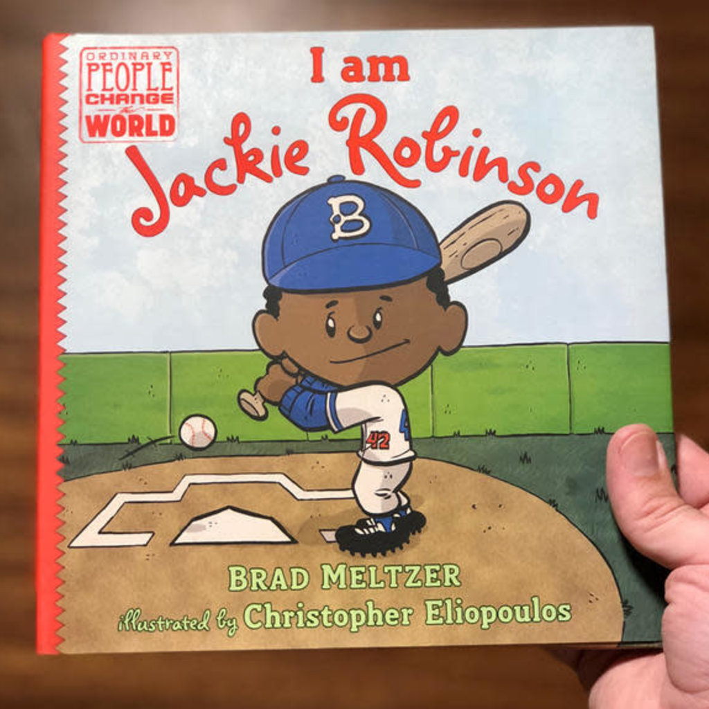 Microcosm I am Jackie Robinson