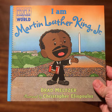 Microcosm I am Martin Luther King Jr.