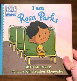 Microcosm I Am Rosa Parks