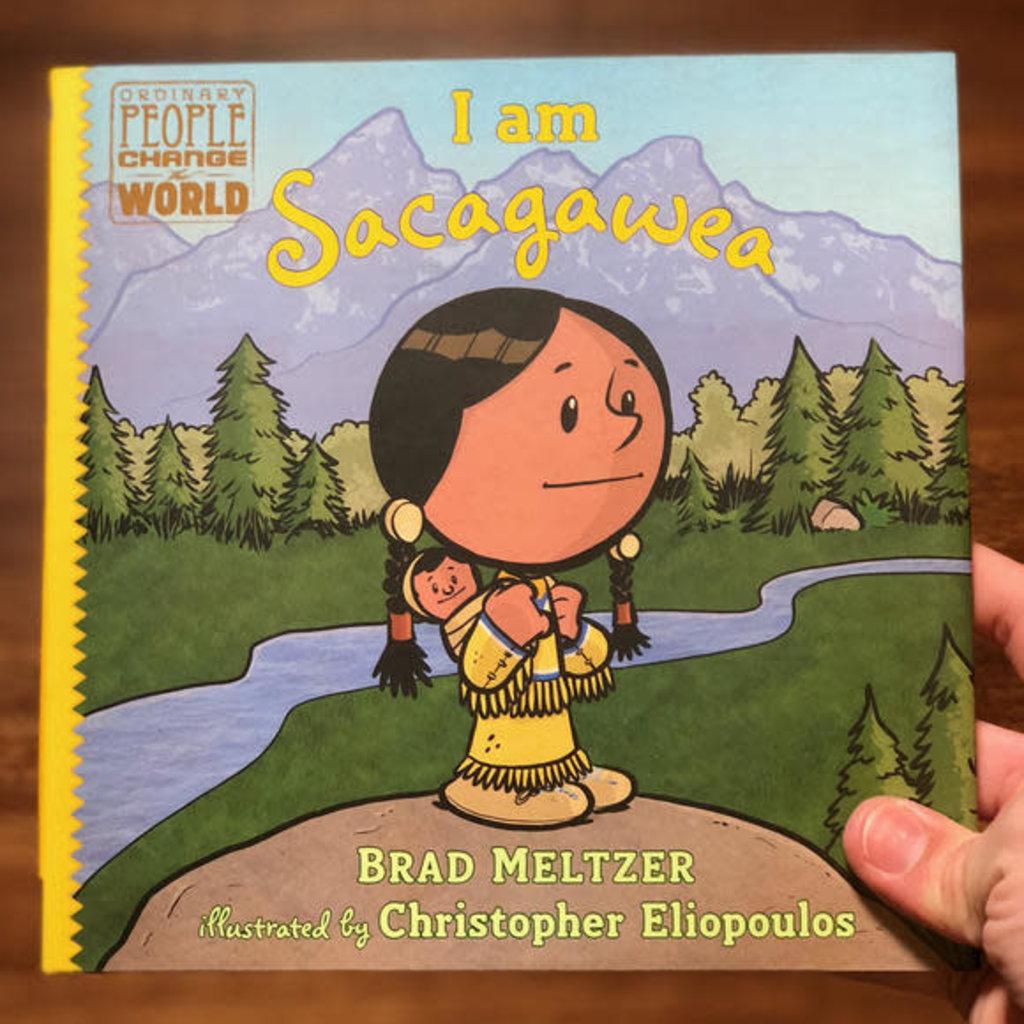 Microcosm I am Sacagawea