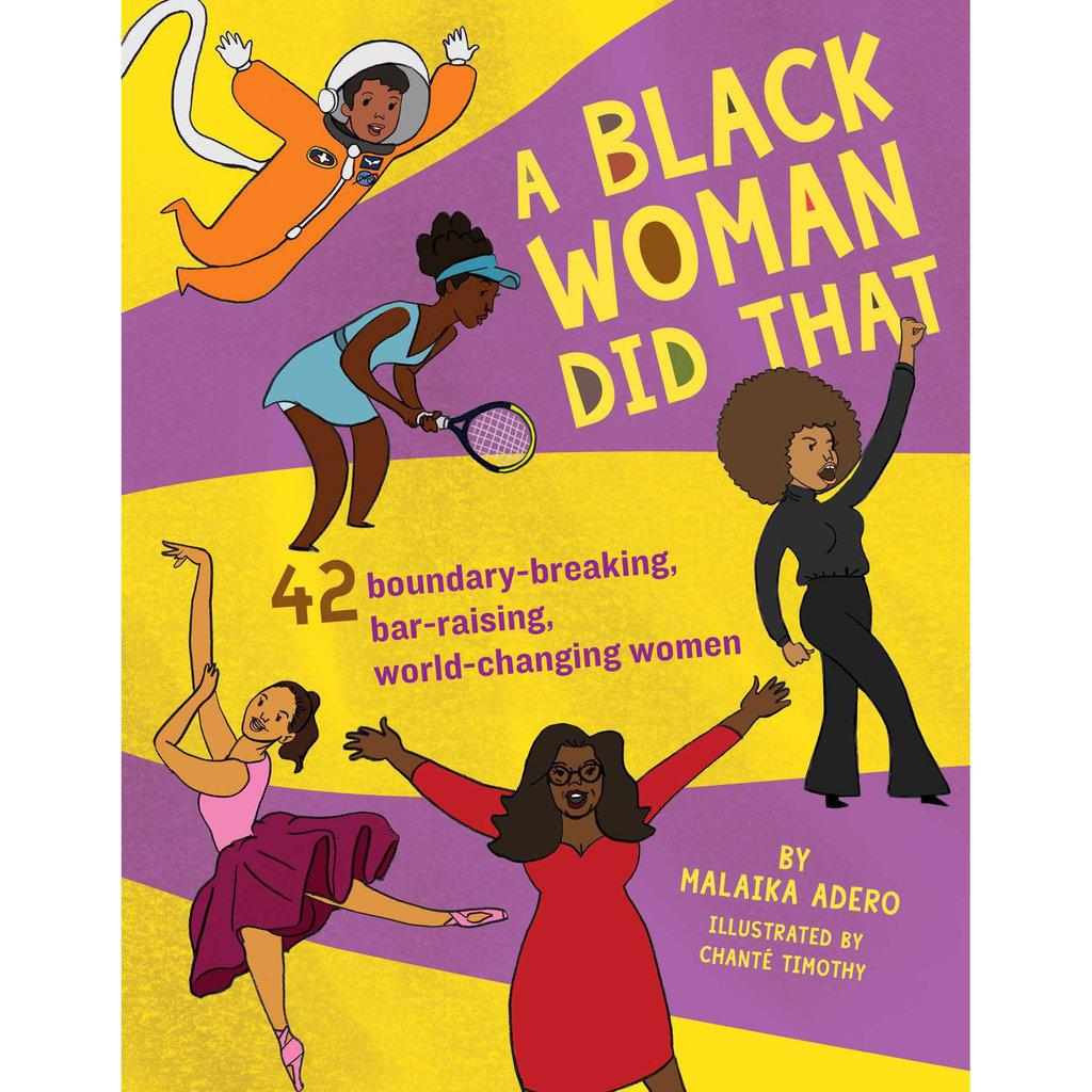Microcosm A Black Woman Did That