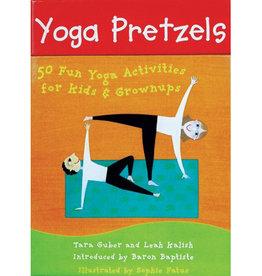 Barefoot Books Yoga Pretzels Activity Cards