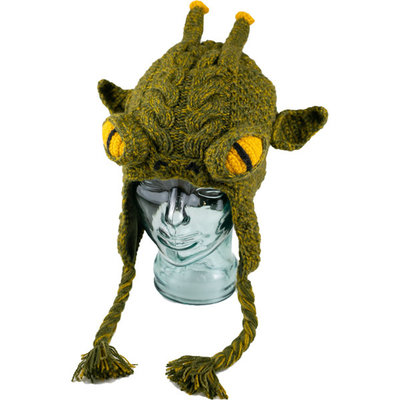 Andes Gifts Adult Adventure Hat: Alien