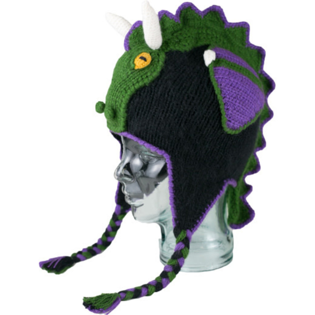 Andes Gifts Adult Adventure Hat: Dragon