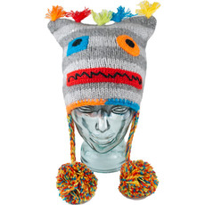 Andes Gifts Adult Adventure Hat: Robot