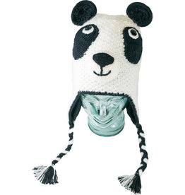 Andes Gifts Adult Animal Hat: Panda