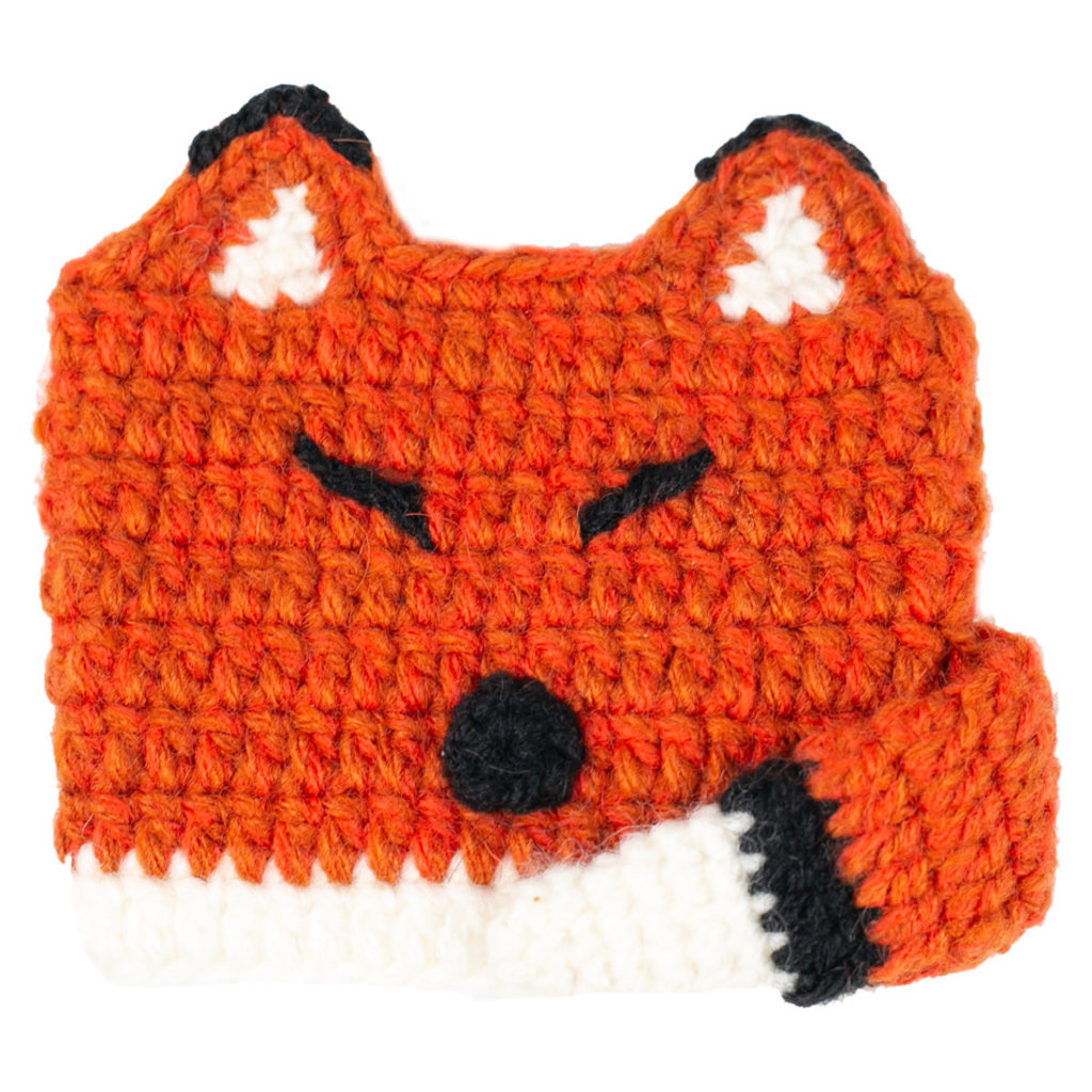 Andes Gifts Animal Cup Cozies: Fox