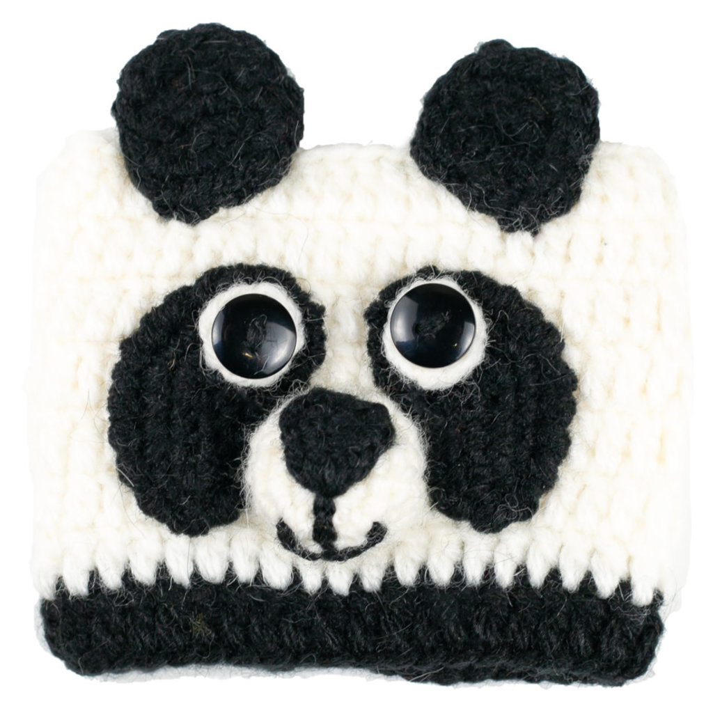 Andes Gifts Animal Cup Cozies: Panda