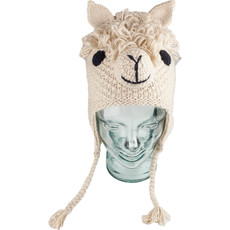 Andes Gifts Kids Animal Hat: Alpaca