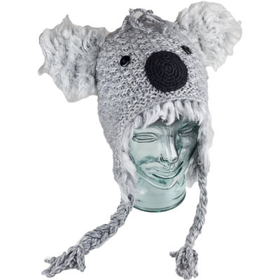 Andes Gifts Kids Animal Hat: Koala