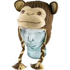 Andes Gifts Kids Animal Hat: Monkey