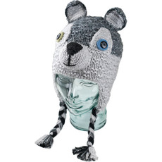 Andes Gifts Kids Animal Hat: Wolf