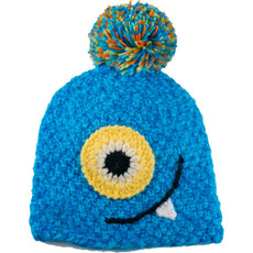 Andes Gifts Kids Monster Hat: Monstruito Blue