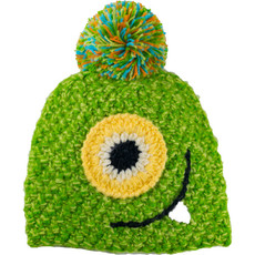 Andes Gifts Kids Monster Hat: Monstruito Green