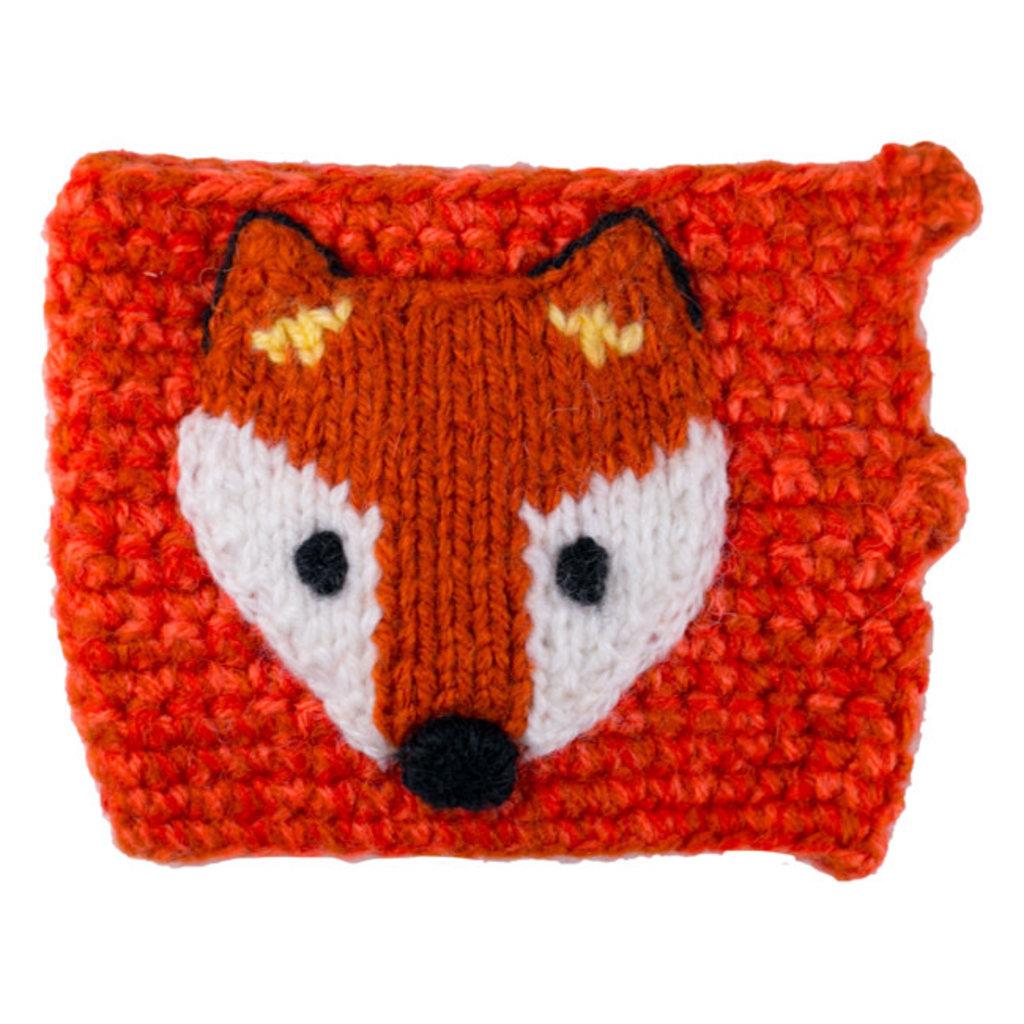 Andes Gifts Animal Mug Cozies: Fox