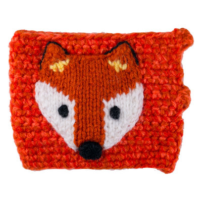 Andes Gifts Animal Mug Cozies: Fox