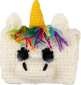Andes Gifts Animal Mug Cozies: Unicorn
