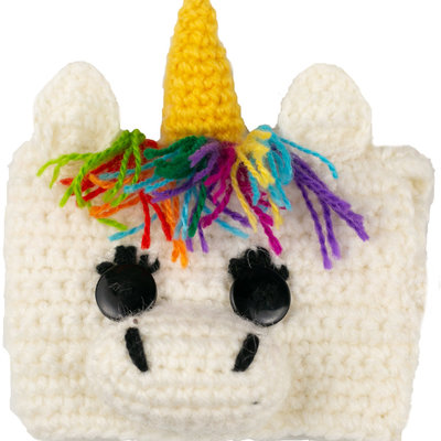 Andes Gifts Animal Mug Cozies: Unicorn