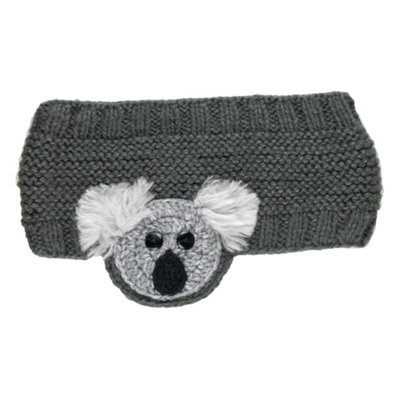 Andes Gifts Animal Earwarmers: Koala