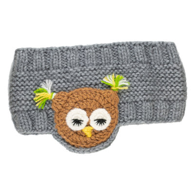 Andes Gifts Animal Earwarmers: Owl