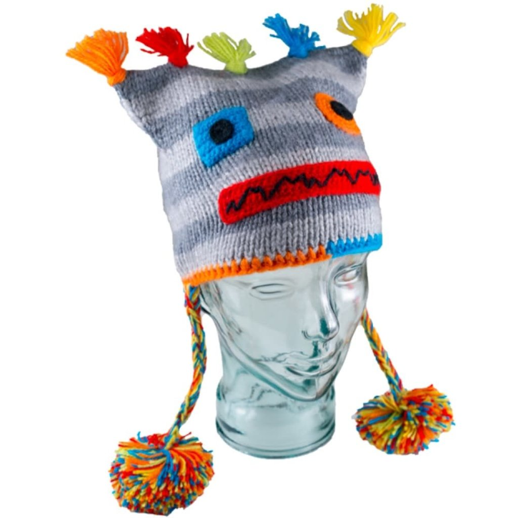Andes Gifts Kids Adventure Hat: Robot