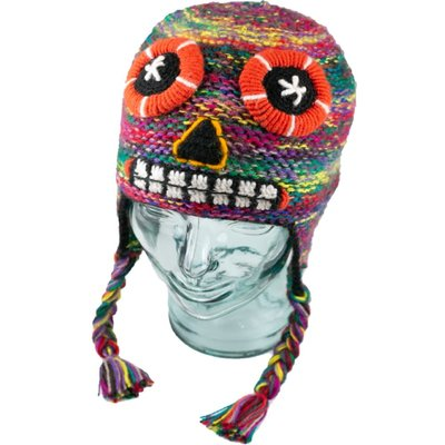 Andes Gifts Kids Adventure Hat: Sugar Skull