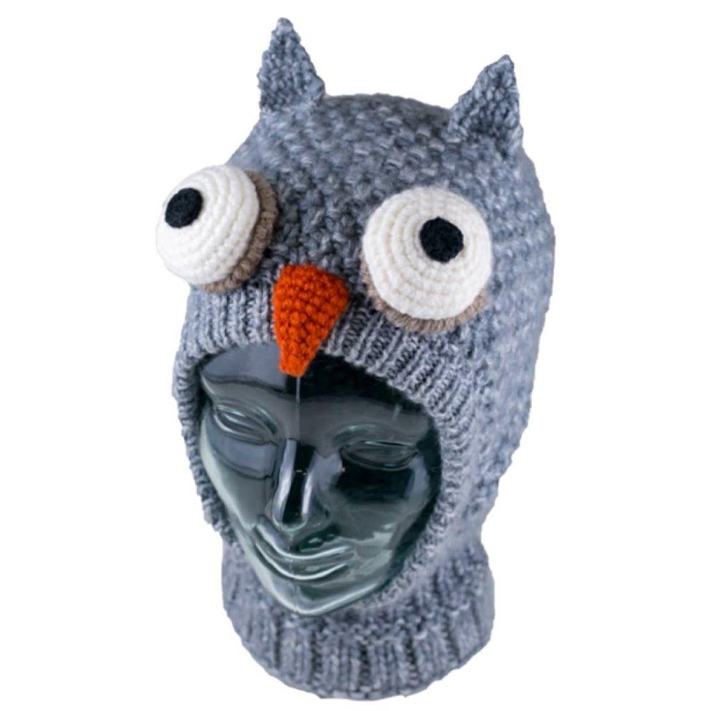 Andes Gifts Kids Animal Hood: Owl
