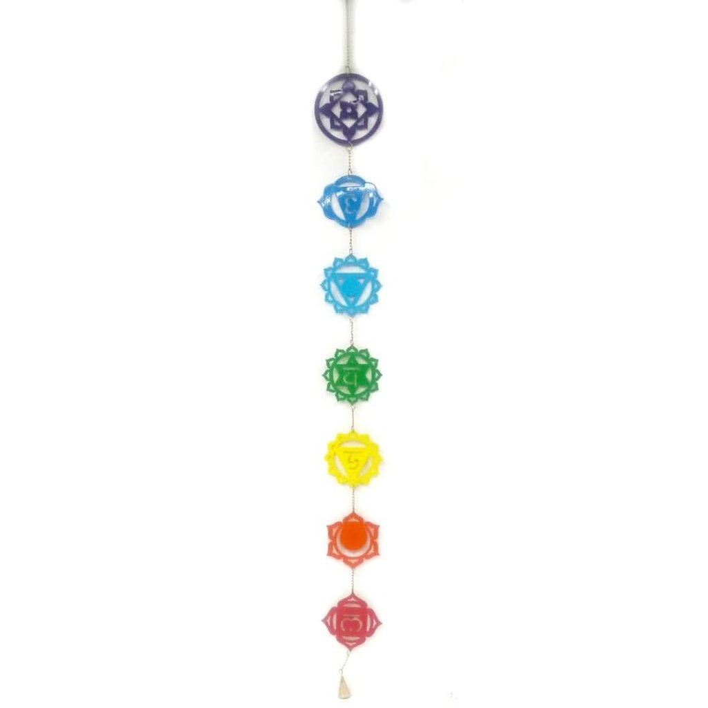 Mira Fair Trade Rainbow Chakra Chime