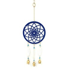 Mira Fair Trade Blue Dream Catcher Chime