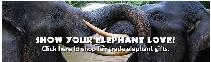 elephants fair trade