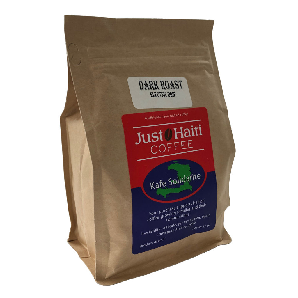 Just Haiti Just Haiti Dark Roast Ground Coffee