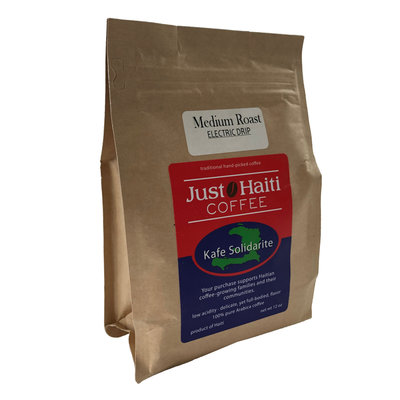Just Haiti Just Haiti Medium Roast Ground Coffee