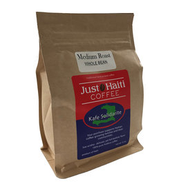 Just Haiti Just Haiti Medium Roast Whole Bean Coffee