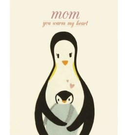 Good Paper Warm My Heart Mother's Day Card