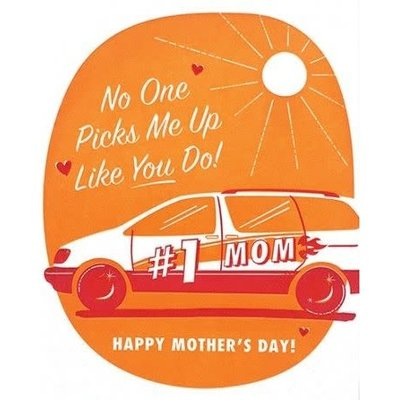 Good Paper Pick Me Up Mother's Day Card