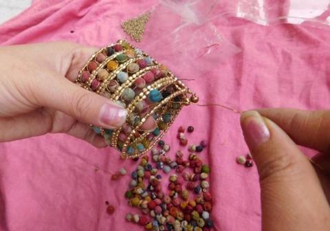 kantha jewelry