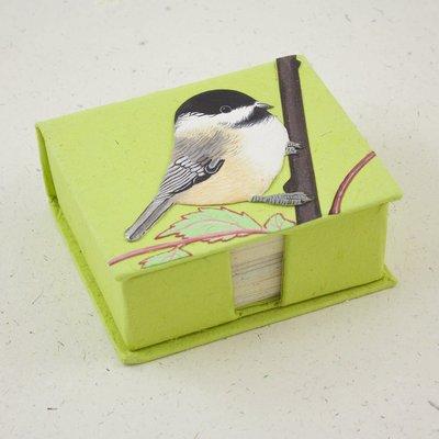 Mr Ellie Pooh Chickadee Note Box