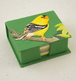Mr Ellie Pooh Goldfinch Note Box
