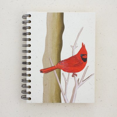 Mr Ellie Pooh Large Cardinal Journal