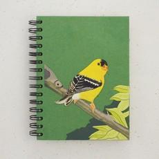 Mr Ellie Pooh Large Goldfinch Journal