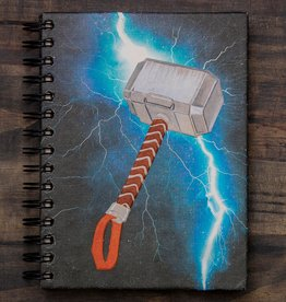 Mr Ellie Pooh Large Mighty Mjolnir Journal