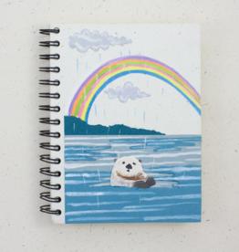 Mr Ellie Pooh Large Sea Otter Journal