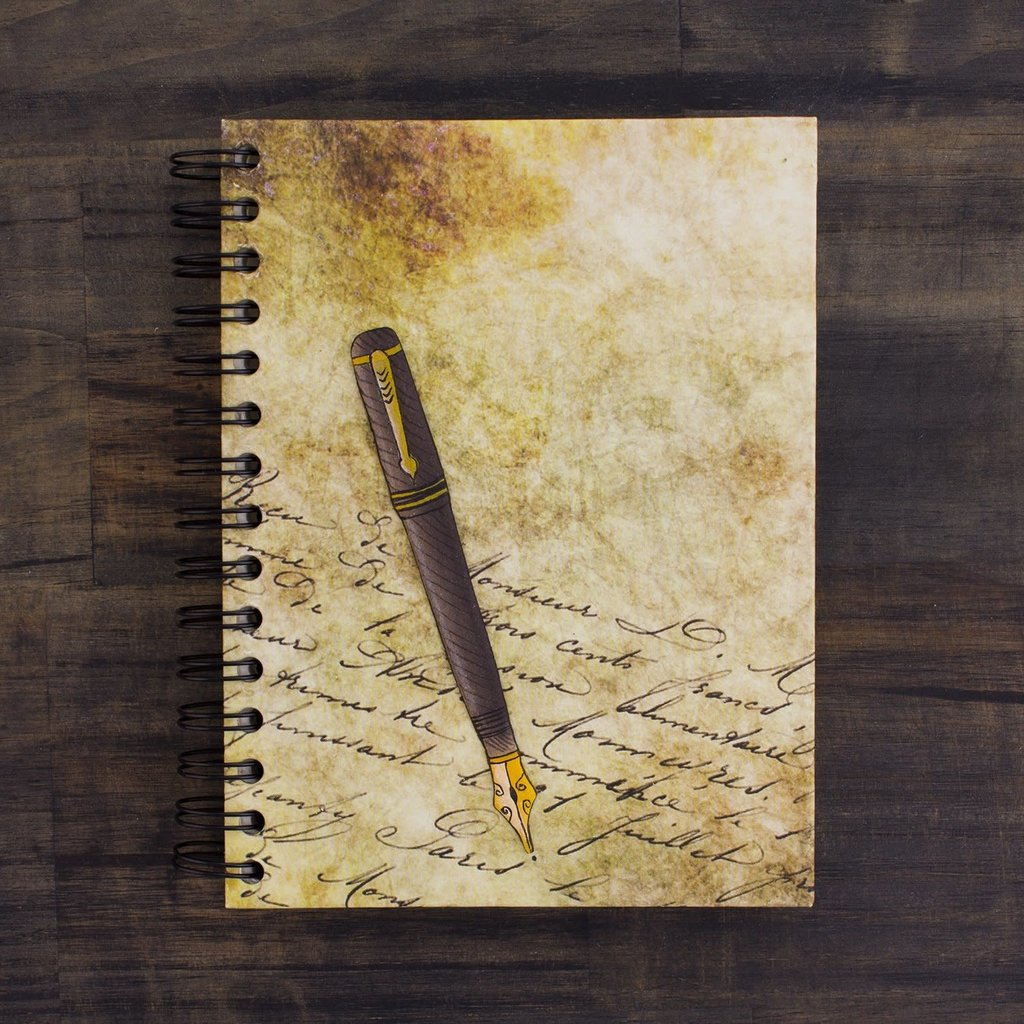 Mr Ellie Pooh Large Writer's Pen Journal