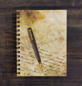 Mr Ellie Pooh Large Writer's Pen Journal
