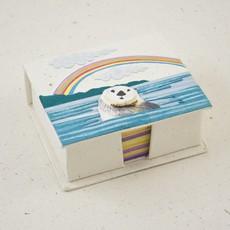 Mr Ellie Pooh Sea Otter Note Box