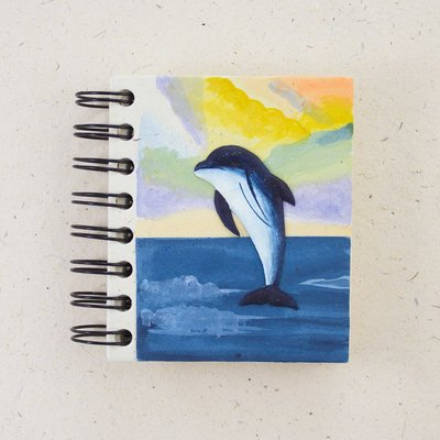 Mr Ellie Pooh Small Dolphin Journal