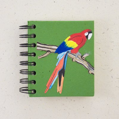 Mr Ellie Pooh Small Parrot Journal