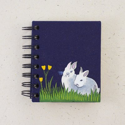 Mr Ellie Pooh Small Rabbits Journal