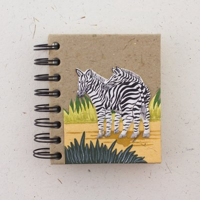 Mr Ellie Pooh Small Zebras Journal