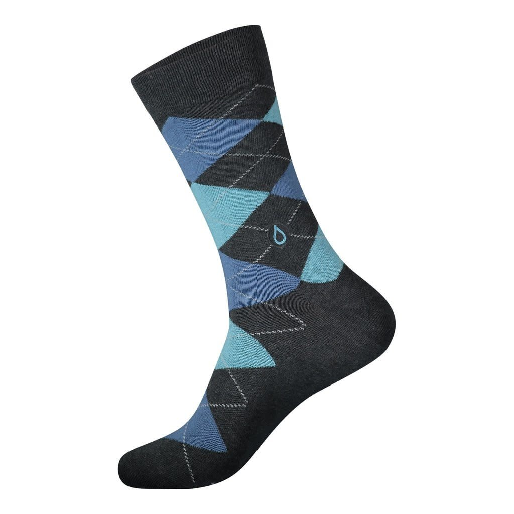Conscious Step Socks that Give Water: Argyle